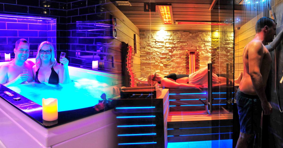 Baycity sauna, melbourne
